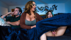Moms In Control – Mind If Stepmom Joins You? Kristen Scott & Richelle Ryan & Kyle Mason