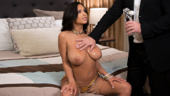 BabyGotBoobs – VIP Treatment Autumn Falls