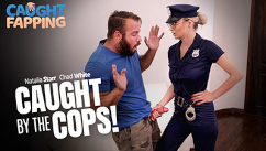 CaughtFapping – Natalia Starr Caught By The Cops