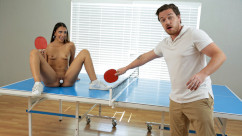PrincessCum – Strip Pong With My Step Sis Angelica Cruz