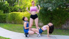 LilHumpers – The Humper And The Humpette Lauren Phillips & Jane Wilde