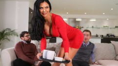 RealWifeStories – His Best Friend's Bedding Jasmine Jae