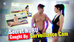 NuruMassage – Valentina Nappi Secret NURU Caught By Surveillance Cam