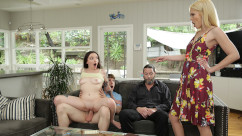 FamilySwap – Family Swap Wife Leia Rae And Tiffany Fox